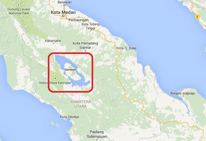 Tour Ke Danau Toba Samosir Di Sumatera Utara