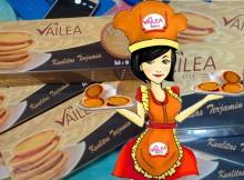 Pie Susu Bali Sertifikasi Halal